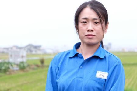 岡島いづみさん/業務部 ビル管理 定期班